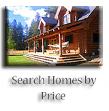 Search Methow Valley Homes by Price