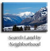 Search Methow Valley Land by Neighborhood